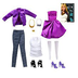 disney hannah montana fashion pack collection