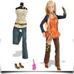Discount Hannah Montana Fashion Collection Orange