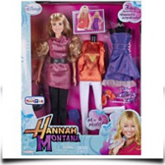 Discount Hannah Montana Fashion Doll With 3 Real