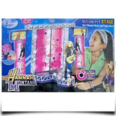 Discount Hannah Montana In Concert Stage Playset