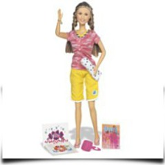 Discount Hannah Montana Lilly Surf Shop Doll