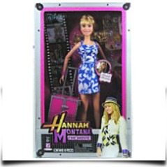 Hannah Montana Movie Line Fashion Doll