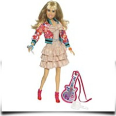 Discount Hannah Montana Singing Movie Line Doll