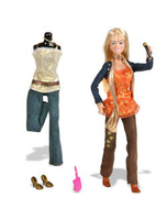 Hannah Montana Fashion Collection Orange