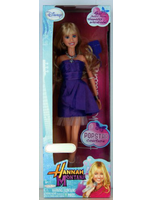 Hannah Montana Pop Star Couture Doll