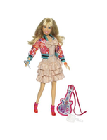 Hannah Montana Singing Movie Line Doll